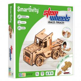 Smartivity - Camion de course avec son lanceur