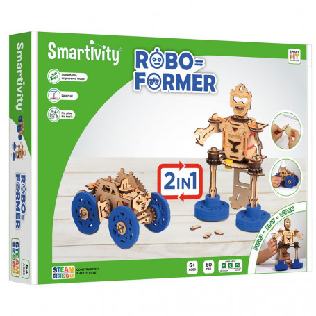 Smartivity - Roboformer