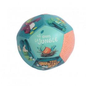 Ballon souple 10 cm - Dans la Jungle