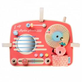 Radio Panneau d'activités