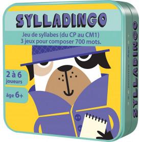 Sylladingo - Jeu éducatif