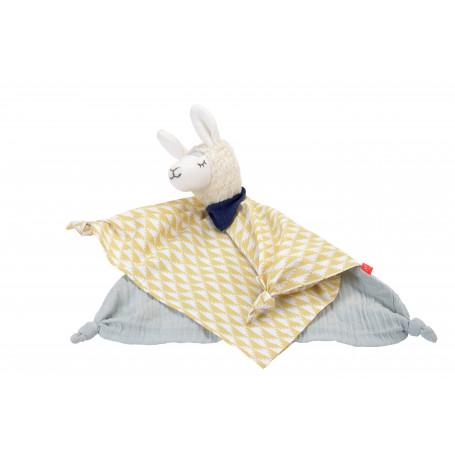 Towel doll lama boy