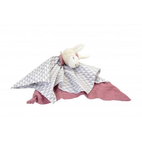 Towel doll lama girl