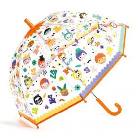 Parapluie magique faces - Djeco