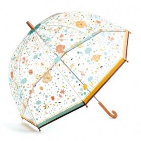 Parapluie adulte Petites fleurs - Djeco