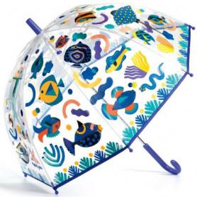 Parapluie magique poissons - Djeco