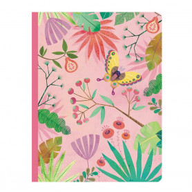 Cahier Marie - Lovely paper Djeco