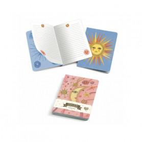 2 petits carnets Love Aurélia - Djeco