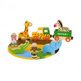Set Safari Story (bois)