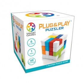 Jeu Mini Cube Plug & Play Puzzler