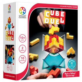 Multiplayer Game Cube Duel 80 challenges