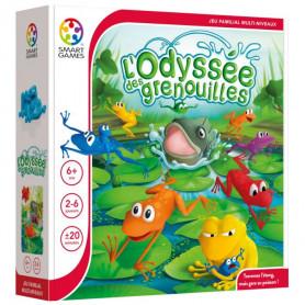 Multiplayer game Froggit