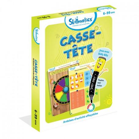Jeu Skillmatics Casse-Tête - jeux de voyage