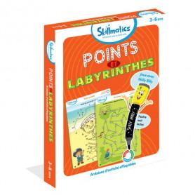 Jeu Skillmatics Points et Labyrinthe - jeux de voyage