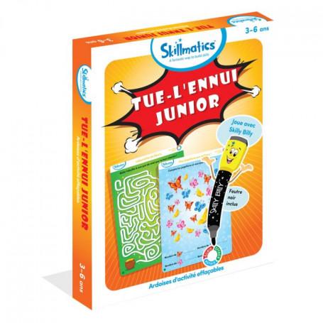 Jeu Skillmatics Tue l'ennui Junior - jeux de voyage