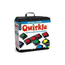 Jeu Qwirkle Voyage