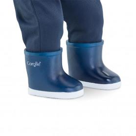 Bottes bleues - Mon grand poupon Corolle 36cm