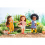 """T shirt & shorts - Garden delights for ma Corolle doll 14"""""""