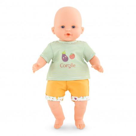 "T-shirt & shorts - Garden delights - Mon grand poupon 14"""