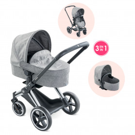 Cybex X Corolle combo stroller 3 in 1 - For dolls up to 17""
