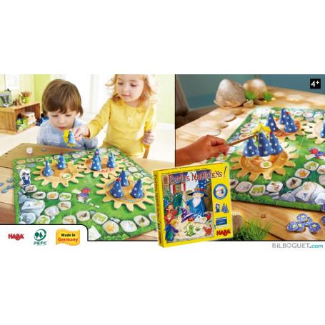 Petits magiciens - un jeu de mémoire tourbillonnant