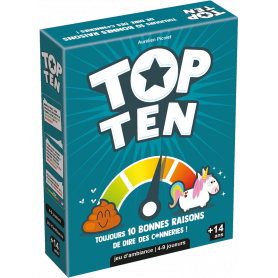 Jeu Top Ten