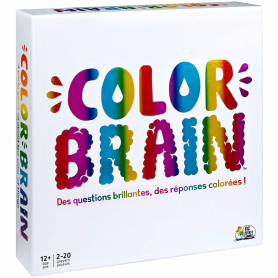 Game Color Brain