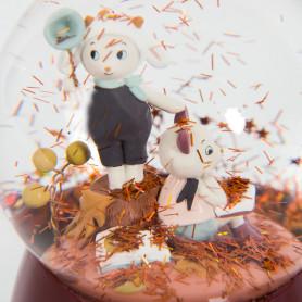 Après la pluie - musical Snow Globe