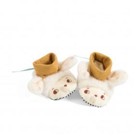 Après la pluie - Baby Slippers