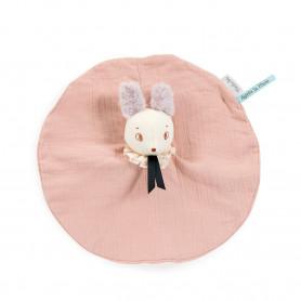 Après la pluie - Brume pink comforter