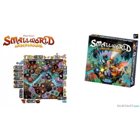 Small World Underground Jeu de plateau