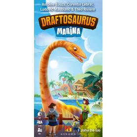 Jeu Draftosaurus ext. Marina