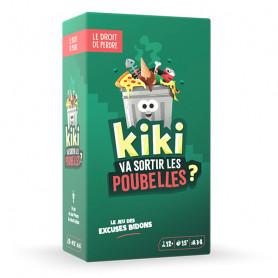 Kiki va sortir les poubelles Game