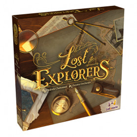 Lost explorers Game