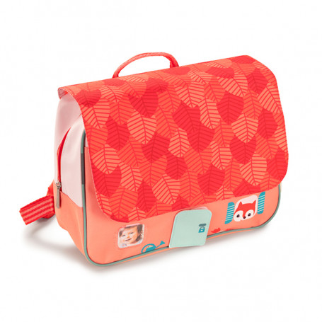 Forest house schoolbag