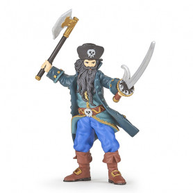 Blackbeard - Papo Figurine
