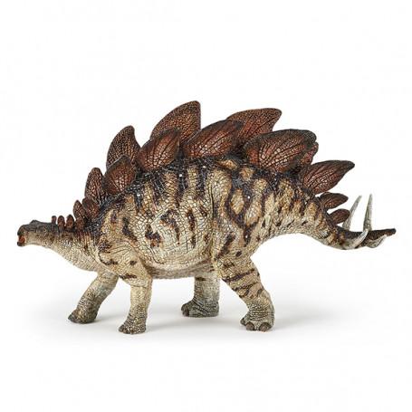 Dinosaure Stégosaure - Figurine Papo