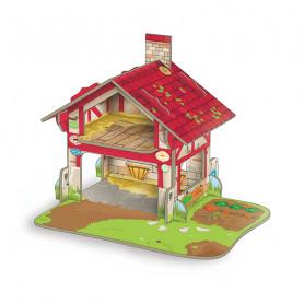 Mini Farm - Papo (figures not included)