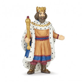 King with gold sceptre - Papo Figurine