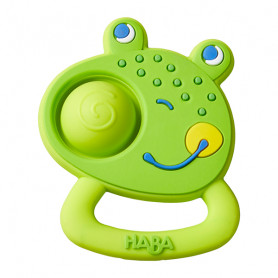 Clutching toy Popping Frog - Haba