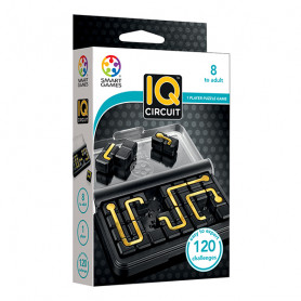 IQ Circuit game - 120 challenges