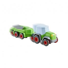 Tracteur et sa remorque friction - Kullerbü