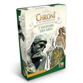 History of the Arts - Chroni the chronological game