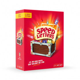 Speed Letters Game