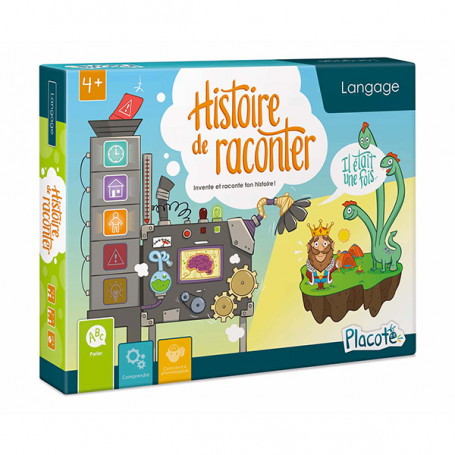 Story telling game - Placote