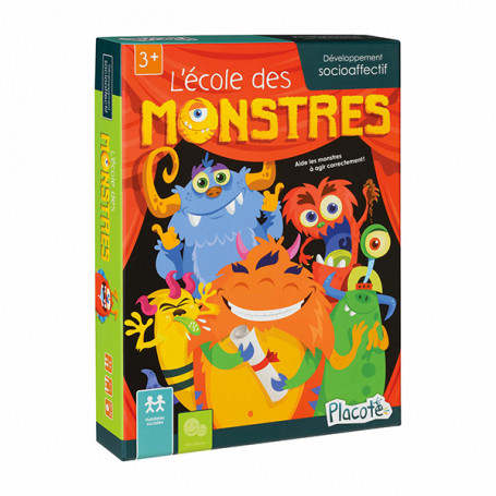 School of monsters game - Placote