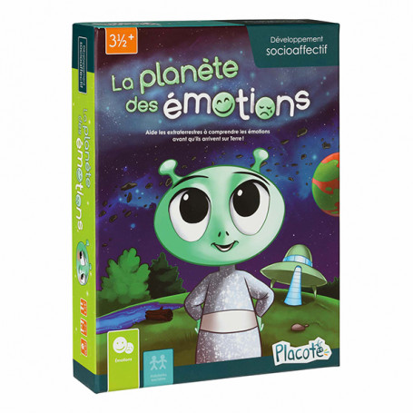 Planet of emotions game - Placote