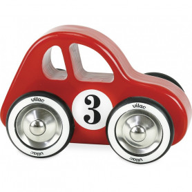 Red Swing Car
