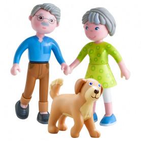 Little Friends – Grandparents Play Set - Haba
