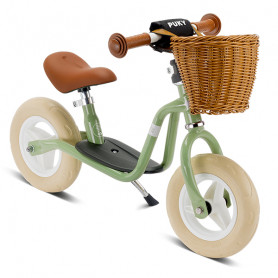 LRM CLASSIC retro green balance bike